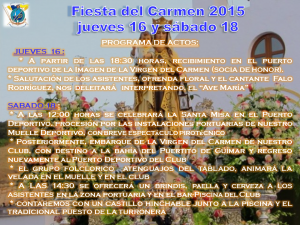 cartelfiestascarmen2015