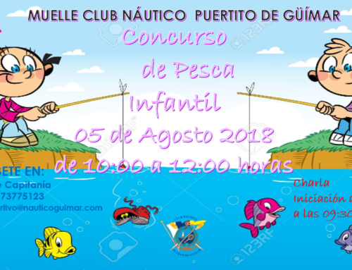 Concurso de pesca infantil 2018