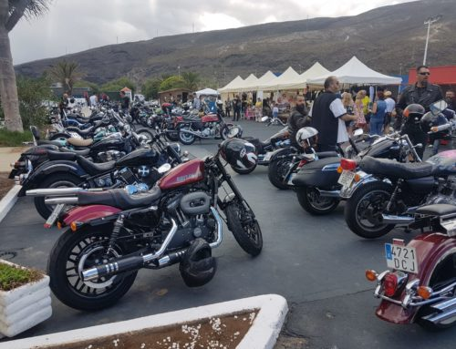 Álbum de fotos del Custom Motorcycles & Music Festival
