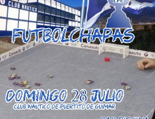 Copa de Tenerife de FútbolChapas