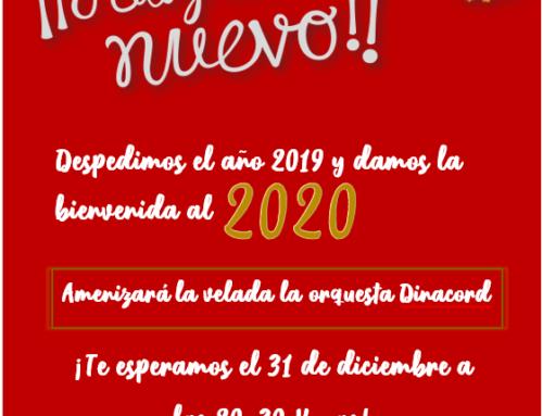 FIN DE AÑO 2019