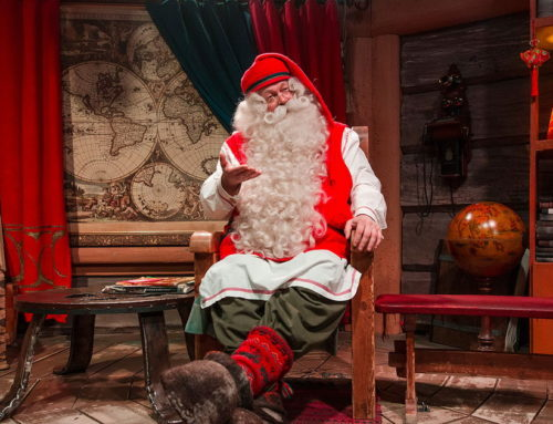 Visita Papá Noel al Club Náutico Puertito de Güímar